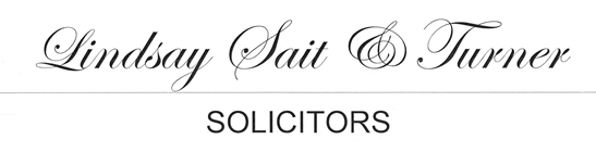 Lindsay Sait & Turner' Documents & WIlls